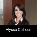 Alyssa Calhoun, Associate at Pitzer Snograss, P.C.
