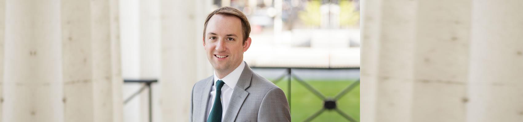 Brian Connolly – Civil Defense Attorney, Pitzer Snodgrass, P.C.