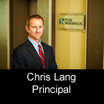 Chris Lang, Principal at Pitzer Snodgrass, P.C.