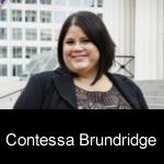 Contessa Brundridge, Assoicate at Pitzer Snodgreass, PC