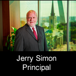 Jerry Simon, Principal at Pitzer Snodgrass, P.C.
