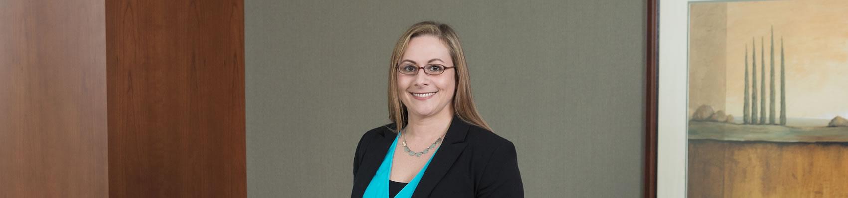 Jessica Diamond, Associate with Pitzer Snodgrass, P.C.