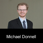 Michael Donnell, Associate with Pitzer Snodgrass