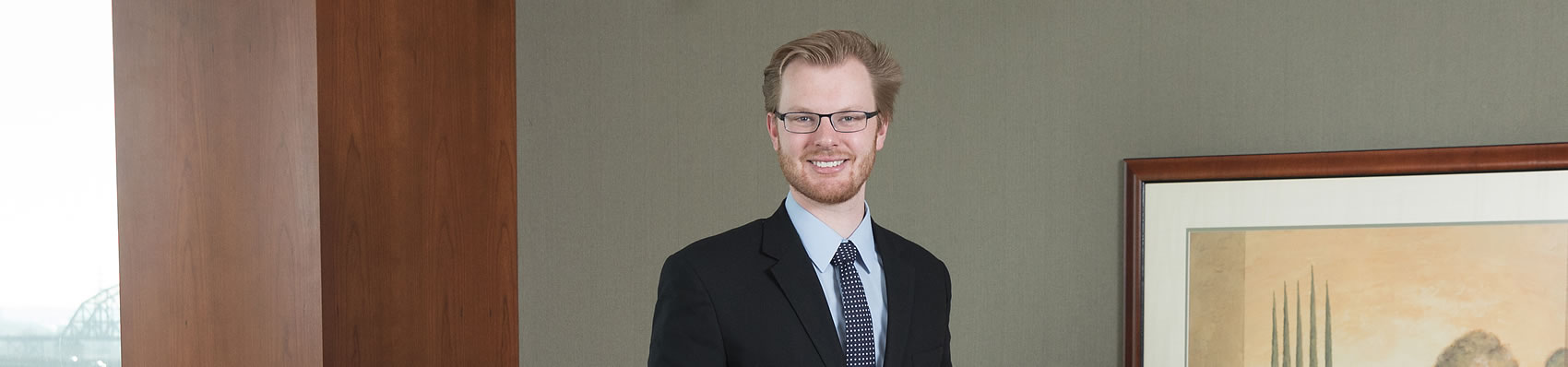 Michael Donnell, Associate with Pitzer Snodgrass, P.C.
