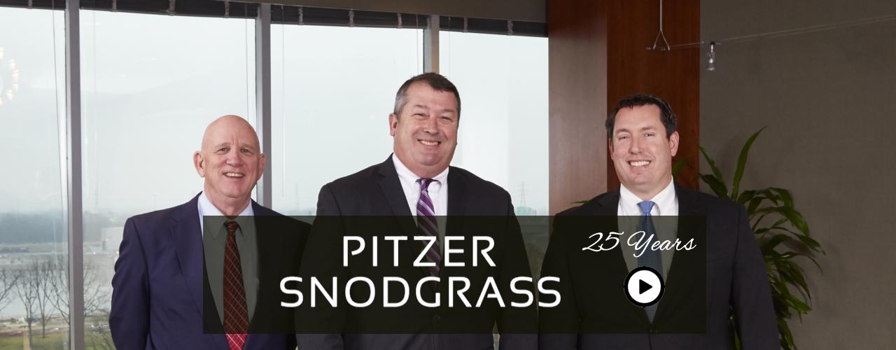 Pitzer Snodgrass, P.C. - 25th Anniversary