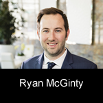 Ryan McGinty, Associate with Pitzer Snodgrass, P.C.