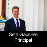 Seth Gausnell, Principal with Pitzer Snodgrass, P.C.