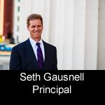 Seth Gausnell, Principal with Pitzer Snodgrass, P.C.