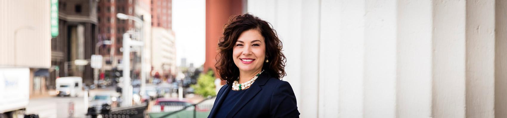 Tanja Engelhardt, Associate with Pitzer Snodgrass, P.C.