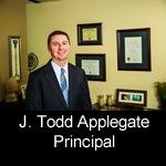 Todd Applegate, Principal with Pitzer Snodgrass, P.C.