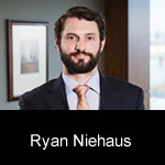 Ryan Niehaus, Associate with Pitzer Snodgrass, P.C.