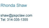 Rhonda Shaw Contact Information