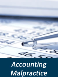 Accounting Malpractice Defense Attorneys