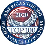 Gary Snodgrass Named One of America's Top 100 High Stakes Litigators