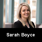 Sarah Boyce, Associate at Pitzer Snodgrass, P.C.