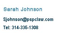 Sarah Johnson Contact information